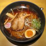らーめん一国堂 - 料理写真:昭和屋台の中華そば