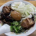 熊本らーめん 育元 - 熊本ターローメン