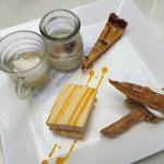 キハチ - ○KIHACHI デザート5種盛り合わせ
