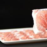 しゃぶしゃぶ かおり - 松村牧場香り豚