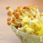 しゃぶしゃぶ かおり - 季節の野菜
