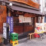 谷町 一味禅 - 店外観(2016年9月)