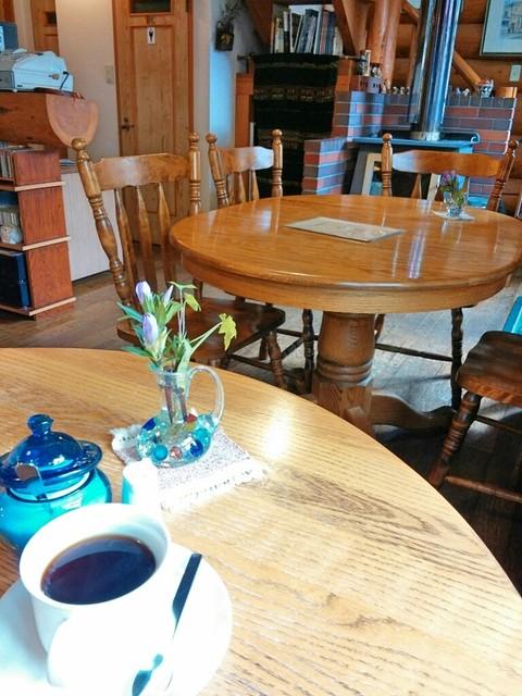 カフェ アウル - プリンセットのコーヒー