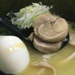 鳥虜 - 鶏チャーシュー、優しい味