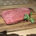 TEPPAN 29BAR BARUMICHE - 本日の京都牛の鉄板焼き