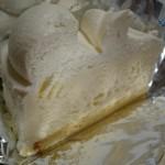 カナール - レアチーズケーキ