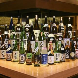 日本酒好きの日本酒好きによる日本酒好きのための隠れ家個室