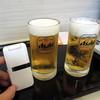 ステーキのどんmini - ドリンク写真:生ビール320円はグラスサイズ