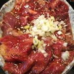 56277616 - 赤肉盛り(1700円)