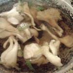 マタギ亭 - 土瓶蒸し