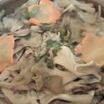 マタギ亭 - 炊き込みご飯
