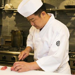和食を極めた料理人