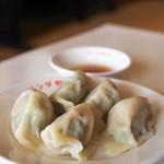 ぱんだまんま - 料理写真:水餃子