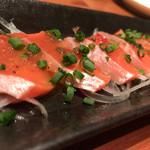 新宿漁港 個室居酒屋 空のとりこ - カルパッチョ
