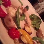 5628504 - とてもシンプルなお野菜のグリル あまーい