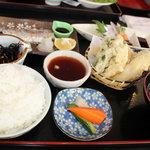 5628814 - 「銀たちの郷」 太刀魚定食 1,050円