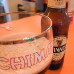 Dining Bar Pot - GUINNESSをCHIMAYのグラスで。
