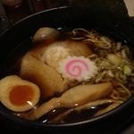 拉麺 閏 - 醤油