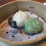 中華料理 頤和園 - 点心2種