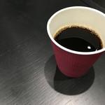 霧や櫻や - フリードリンクのコーヒー