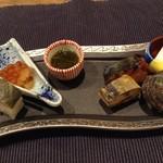 食堂 くら本 - 料理写真:前菜