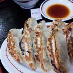 福よし - 餃子定食620円