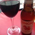 チャオバンブー - シンハービール