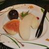 澄海 - 料理写真:イチジク、梨、ぶどう