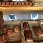 峠のパン屋 キッチンストーブ - 料理写真: