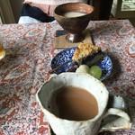 ののカフェ -