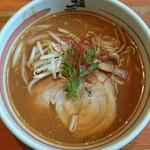 京都塩元帥  - 味噌ラーメン