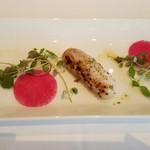 56285261 - 魚料理。
