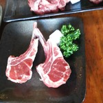 遠野食肉センター 精肉部 - 骨付き肉