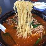 雲龍 - 畑違いなのに結構美味しい麺