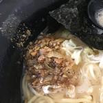 麺屋おか田 - フライドガーリック