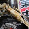 ぶな茶屋 - 料理写真:鮎の塩焼き