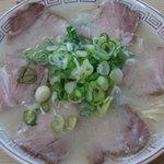 長浜ナンバーワン - チャーシューメン