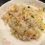 四川料理清華 - 炒飯