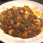 四川料理清華 - 四川風麻婆豆腐