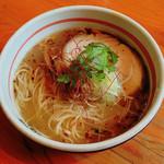 京都塩元帥  - 塩ラーメン