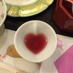 古勢起屋 - 料理写真:赤しそ酒