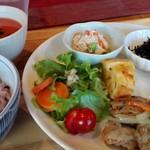 Cafe La Vie しまもと - 麹漬けのお肉がおいしい!!