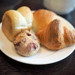 サウス パラダイス - ランチのパン