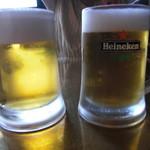 セクションドール - ビールはハイネケン