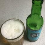 56297702 - 坂本龍馬ビール 、いただきま〜す