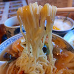 56298514 - 半五目チャーハンと半五目タン麺セット(978円)