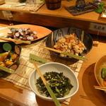 姫蛍 - 料理