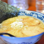 56304664 - 蔵特製ラーメン・こってり・細麺1