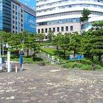 ツキ シュール ラメール - 目前の東京湾の風景です