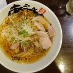 56307745 - 旨塩鶏麺
